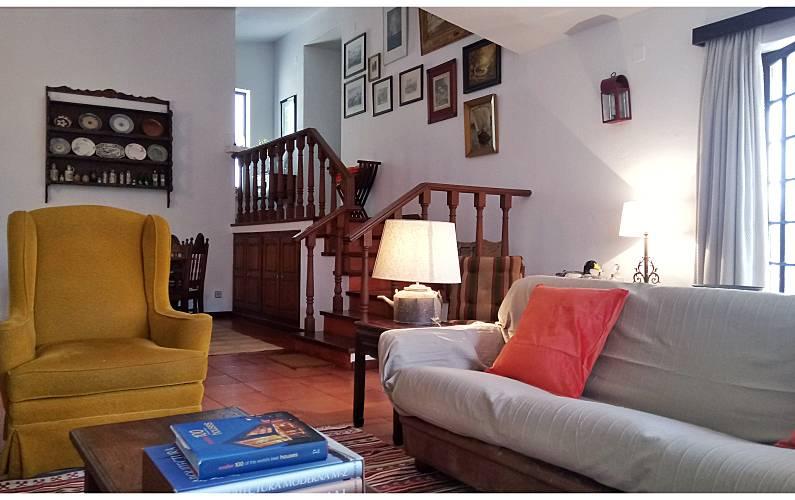 Moradia Sala Lisboa Sintra vivenda - Sala