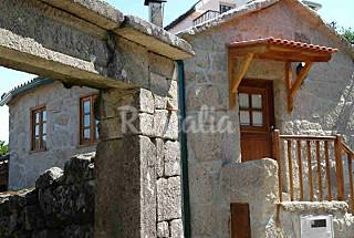 House with 1 bedroom in mountain environment Viana do Castelo
