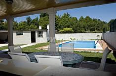 Casa de 4 habitaciones a 2 km de la playa A Coruña/La Coruña