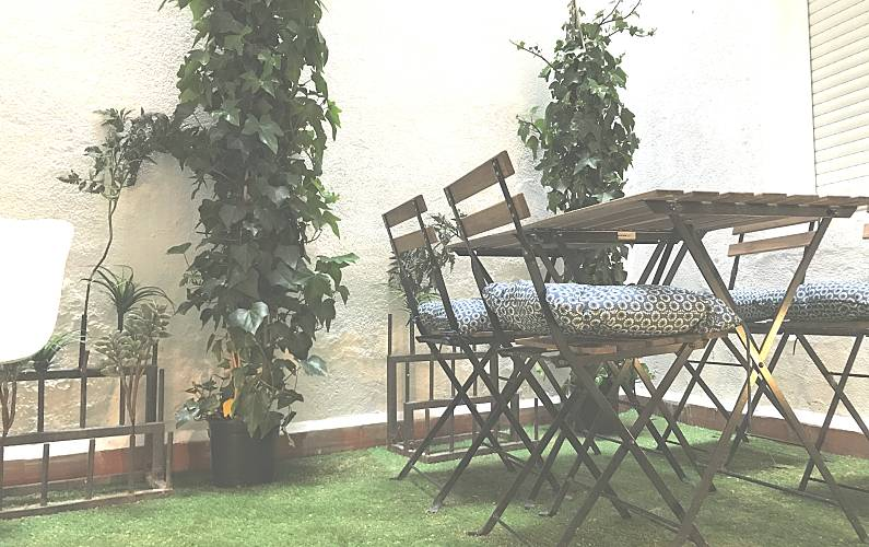 Apartment in the city center madrid madrid madrid way - Garden center madrid ...