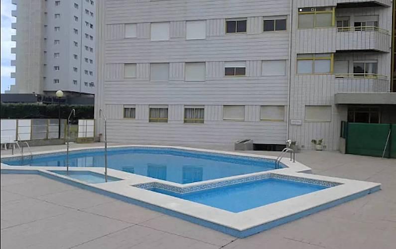 Apartamento en alquiler con piscina p voa de varzim for Piscinas oporto