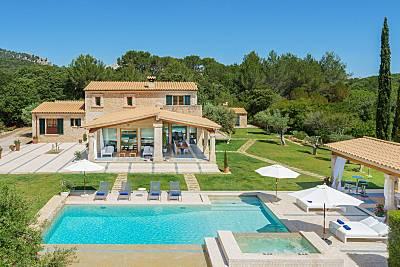 Villa de 4 habitaciones a 3 km de la playa Mallorca