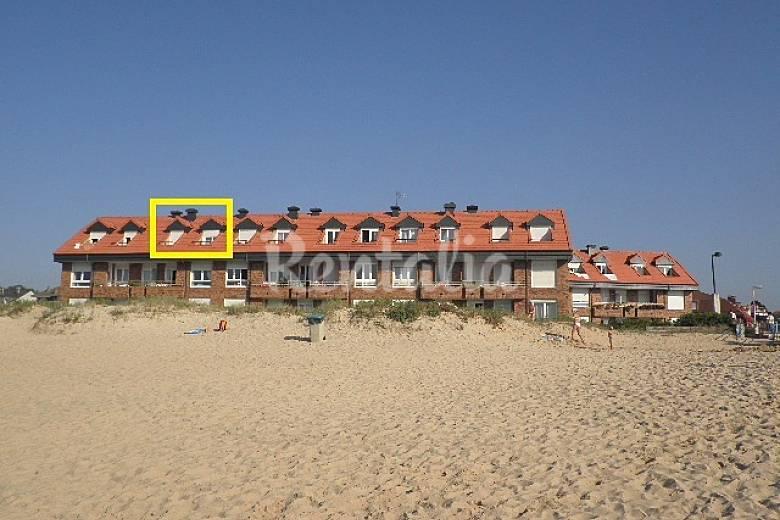 Appartamento in affitto fronte mare Cantabria