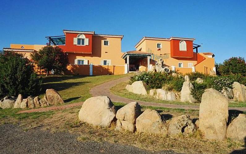 Casa in affitto a 1500 m dalla spiaggia porto san paolo for Costo della casa di 1500 piedi quadrati