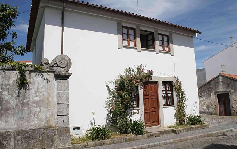 Vivenda Exterior da casa Braga Esposende vivenda - Exterior da casa