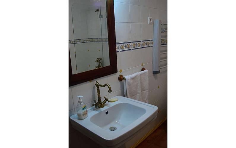 Casa Casa-de-banho Aveiro Sever do Vouga Villa rural - Casa-de-banho