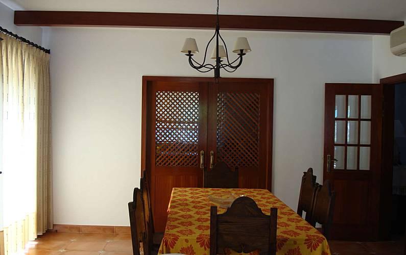 Casa Sala de Jantar Aveiro Sever do Vouga Villa rural - Sala de Jantar