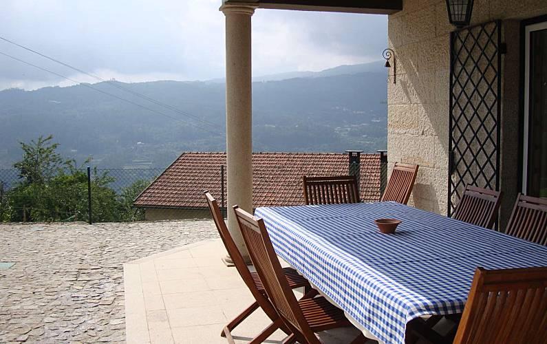 Casa Terraço Aveiro Sever do Vouga Villa rural - Terraço