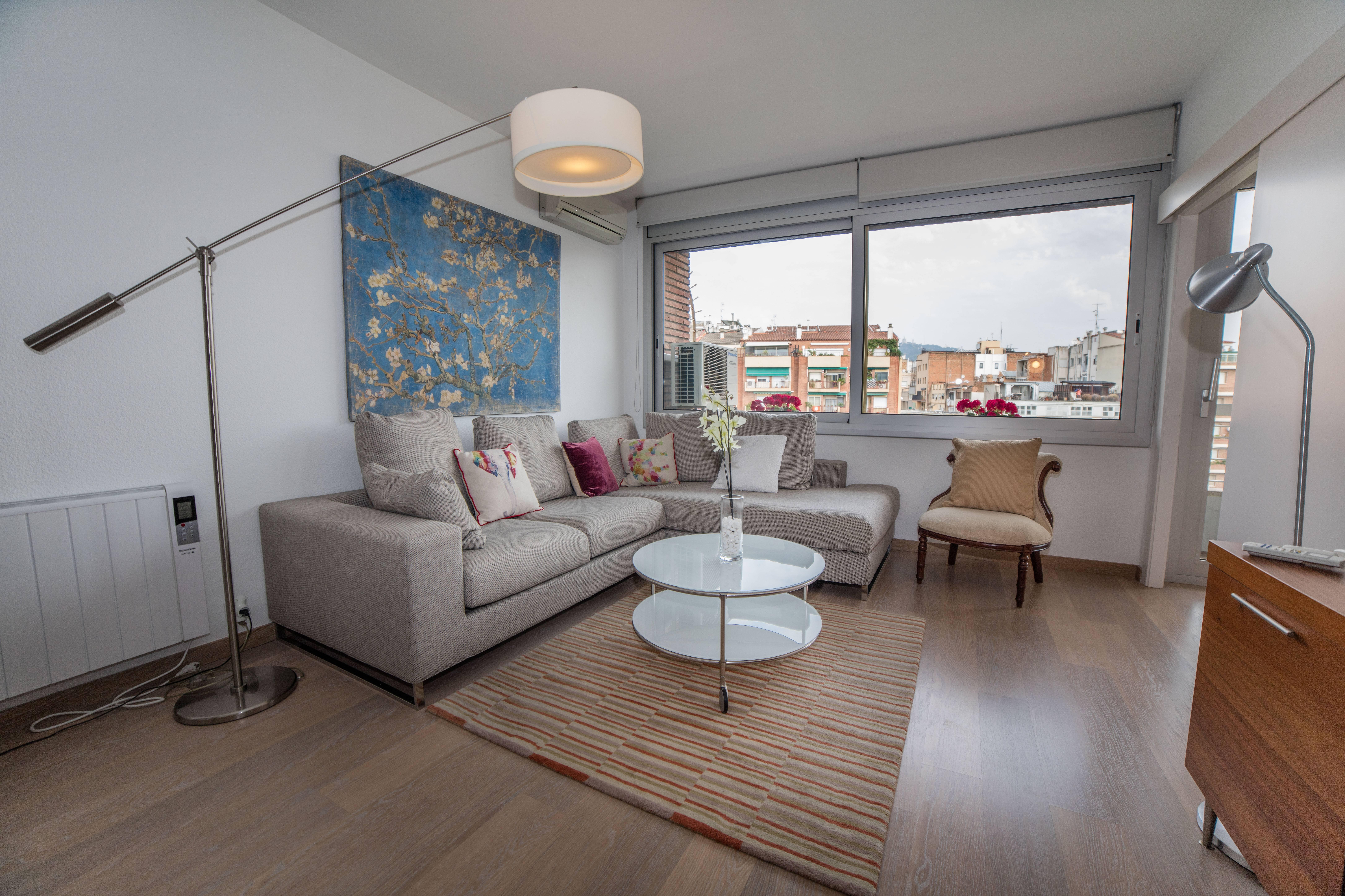 Appartamento per 2 persone nel centro di barcellona for Alloggi a barcellona
