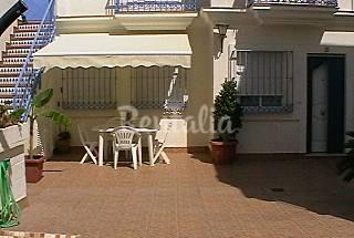 A 50 m de la playa. A.Acondic.wifi,patio delantero Cádiz