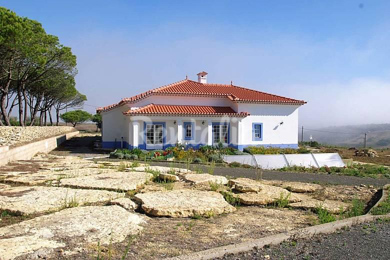 Villa y un estudio en alquiler a 3 km de la playa s o jo o das lampas sintra lisboa costa - Casa rural sintra ...