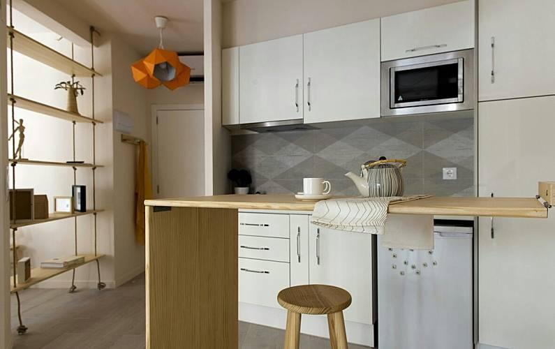 apartamento de 1 habitaciones en valencia centro