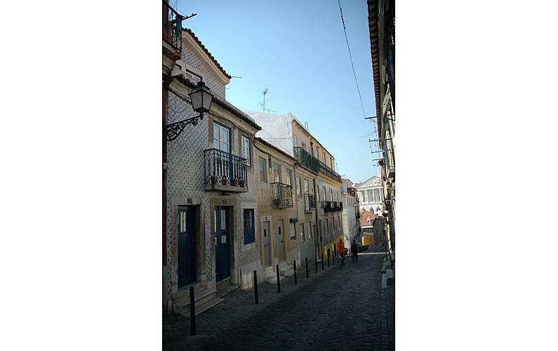 Holiday Outdoors Lisbon Lisbon House - Outdoors
