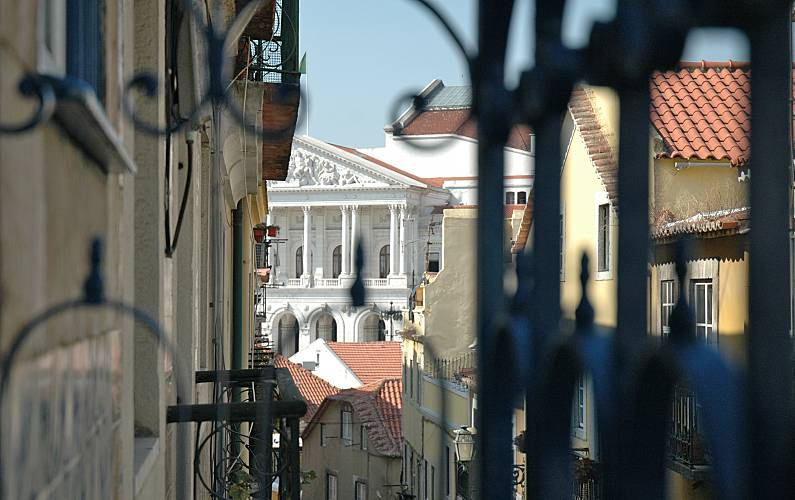 Holiday Views from the house Lisbon Lisbon House - Views from the house