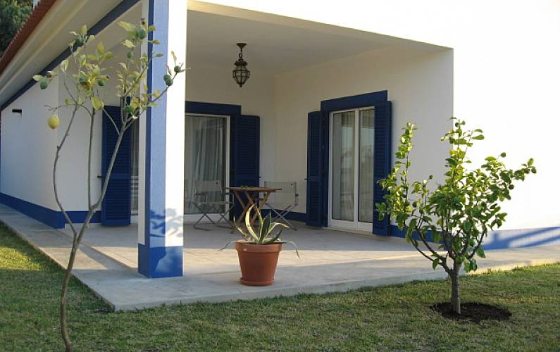 Villa Terraza Setúbal Sesimbra villa - Terraza