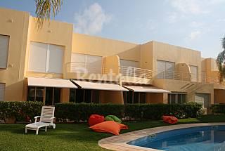 Casa para 9-11 personas a 800 m de la playa Algarve-Faro