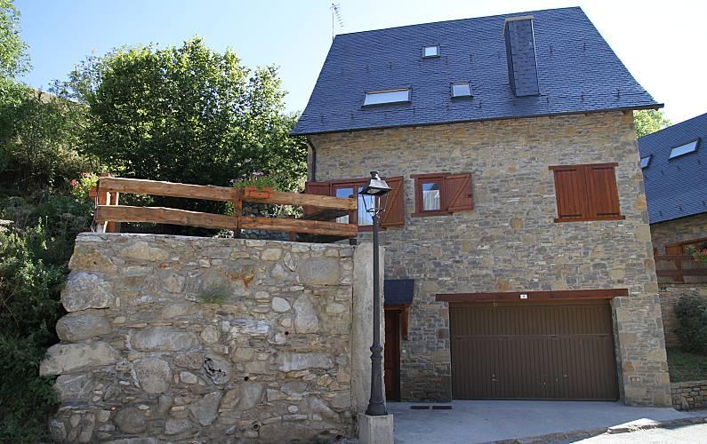 Casa en alquiler Baqueira Beret Lleida/Lérida - Exterior del aloj.