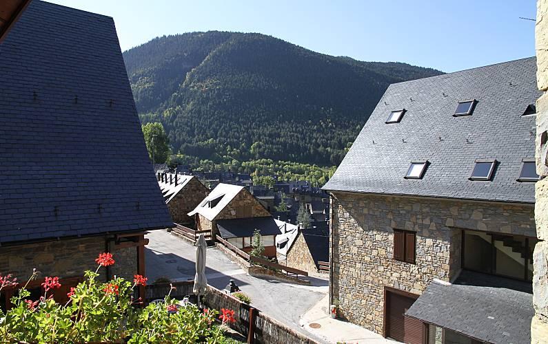 Casa Vistas desde la casa Lleida/Lérida Naut Aran casa - Vistas desde la casa