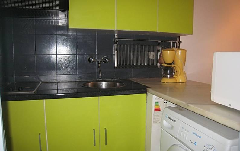 Alquiler Cocina Encamp Apartamento - Cocina
