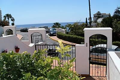 Casa frente al mar Málaga