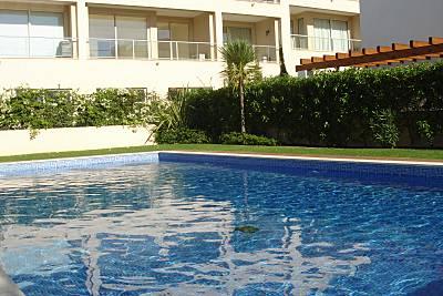 Appart. per 2 persone a 300 m dal mare     Algarve-Faro
