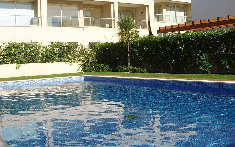 Acolhedor Apartamento T1 C/ Piscina perto da Praia Algarve-Faro - Piscina