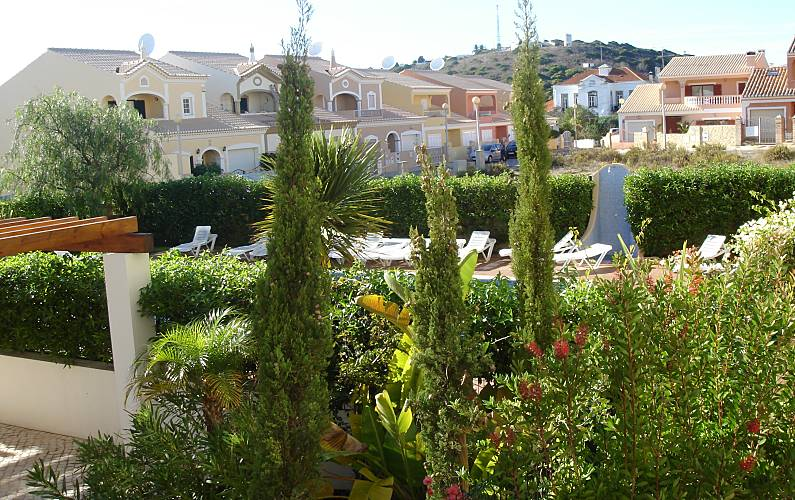 Acolhedor Exterior da casa Algarve-Faro Lagos Apartamento - Exterior da casa