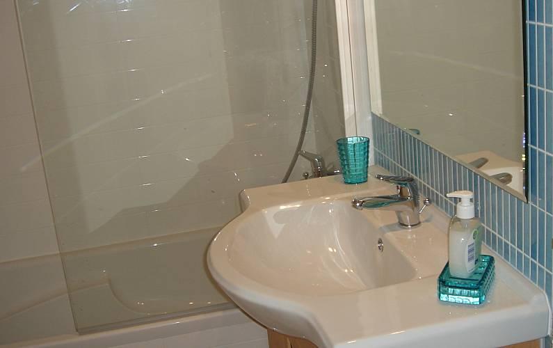 Acolhedor Casa-de-banho Algarve-Faro Lagos Apartamento - Casa-de-banho