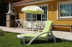 Casa para 6-7 pessoas com jardim privado Leiria