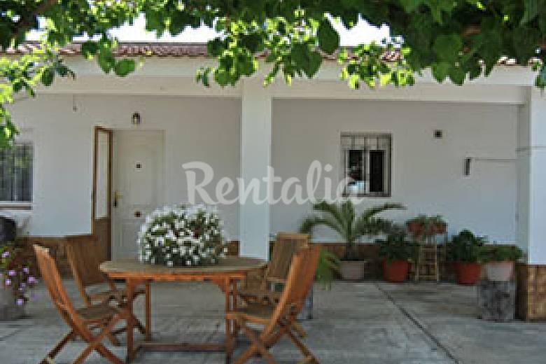casas Terraza Tarragona Deltebre Casas