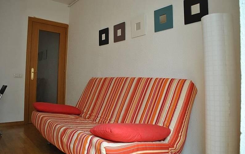 Appartamento per 5 persone nel centro di barcellona for Soggiorno a barcellona