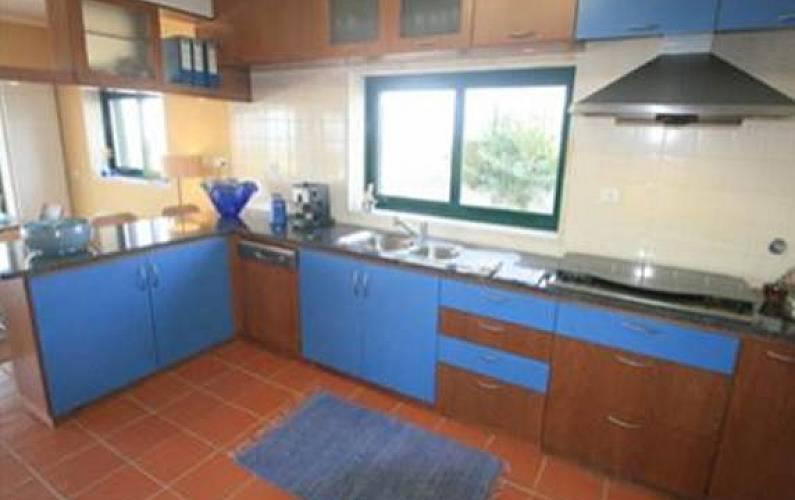 Vista Cozinha Setúbal Sesimbra vivenda - Cozinha