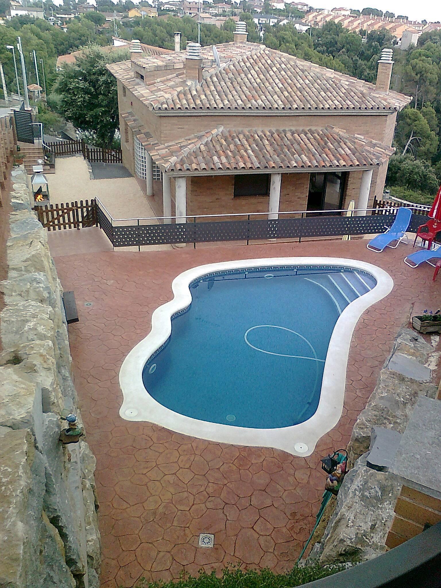 maison pour 10 personnes avec piscine can canyameres i. Black Bedroom Furniture Sets. Home Design Ideas
