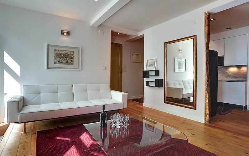 Apartamento para 6 personas en lisboa madalena lisboa - Apartamento en lisboa ...
