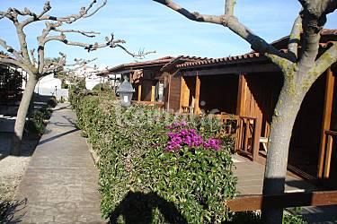 casas Jardín Tarragona Deltebre Casas