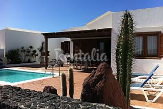 Villa for rent only 650 meters from the beach Lanzarote