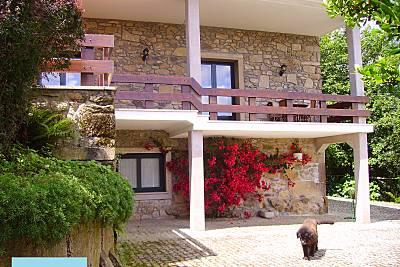 Country refuge with swiiming pool Viana do Castelo