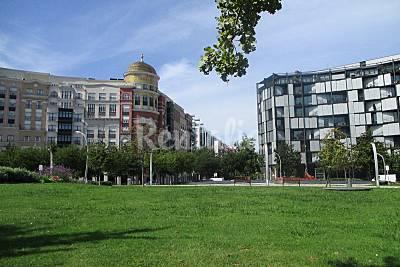 Apartamento mágnifico junto Guggenheim garaje Vizcaya/Bizkaia