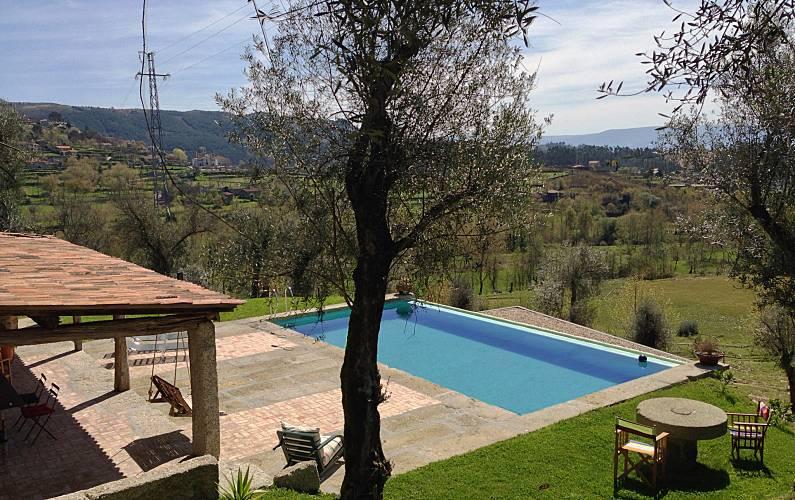 Casa en alquiler en oporto y norte de portugal refojos de basto cabeceiras de basto braga - Alquiler de casas en portugal ...