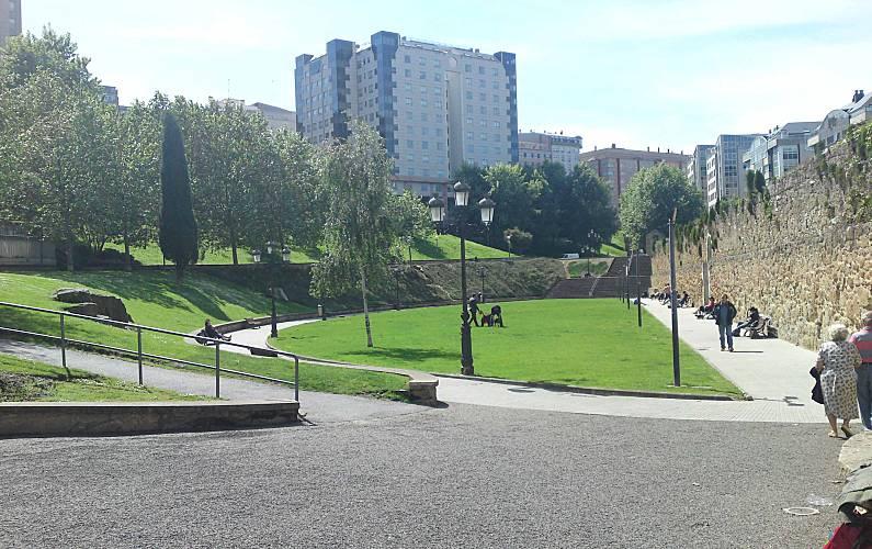 Piso Exterior del aloj. A Coruña/La Coruña A Coruña Apartamento - Exterior del aloj.