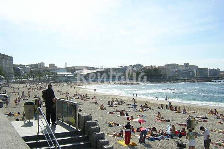 Piso Alrededores A Coruña/La Coruña A Coruña Apartamento