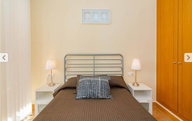 Apartment Bedroom Alicante Dénia Apartment - Bedroom