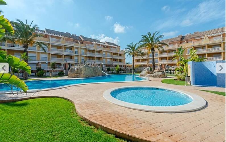 Apartment Swimming pool Alicante Dénia Apartment - Swimming pool