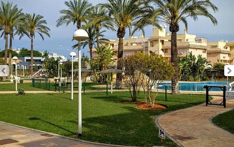 Apartment Garden Alicante Dénia Apartment - Garden