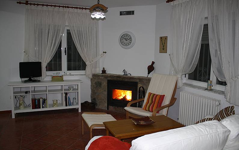 Casa Parte interna della casa Salamanca Pelabravo Villa di campagna - Parte interna della casa