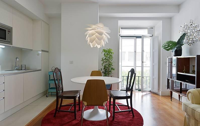 Apartamento para 4 personas en lisboa santa catarina - Apartamento en lisboa ...