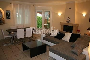 House Living-room Valencia Oliva villa