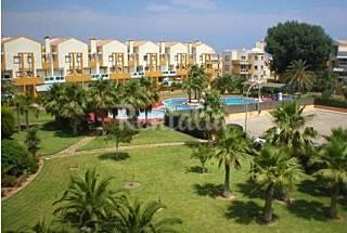 Apartamento de 2 plantas con piscina, 9 personas Valencia