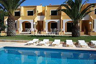 2 Apartments for 2-8 people only 150 meters from the beach Minorca