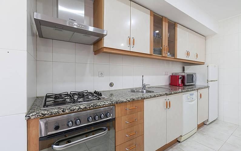 T3 Cozinha Braga Esposende Apartamento - Cozinha